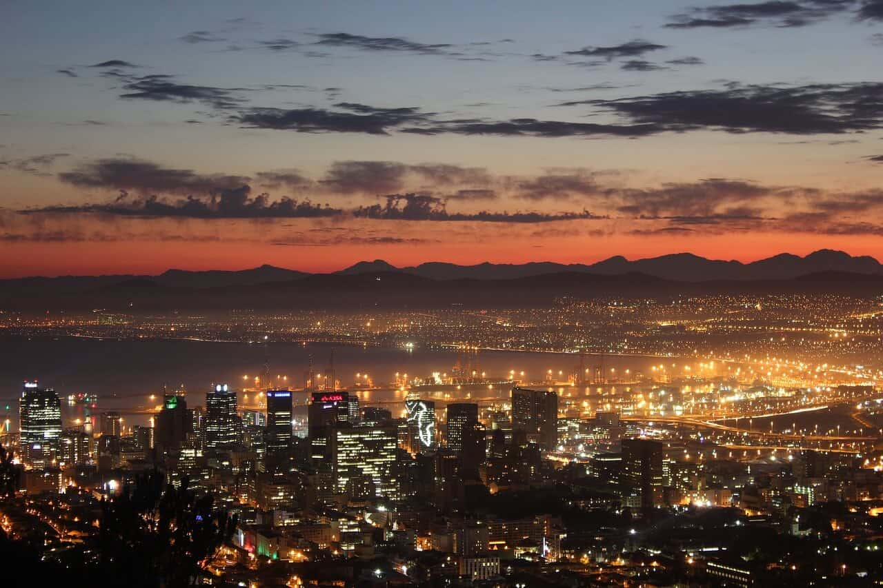 Cape Town Republic of South Africa