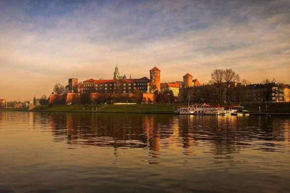 Krakow Castle Poland