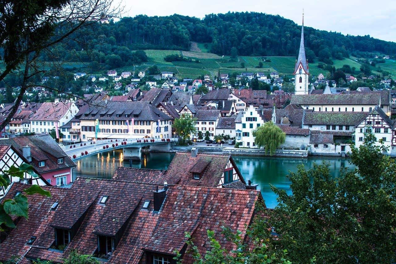 Stein am Rhein Switzerland