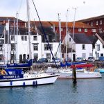 Weymouth Harbour UK