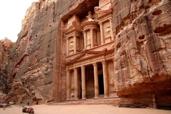 Petra Historical Place