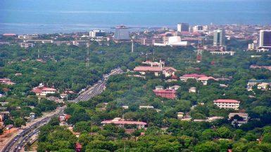 Accra Webcam
