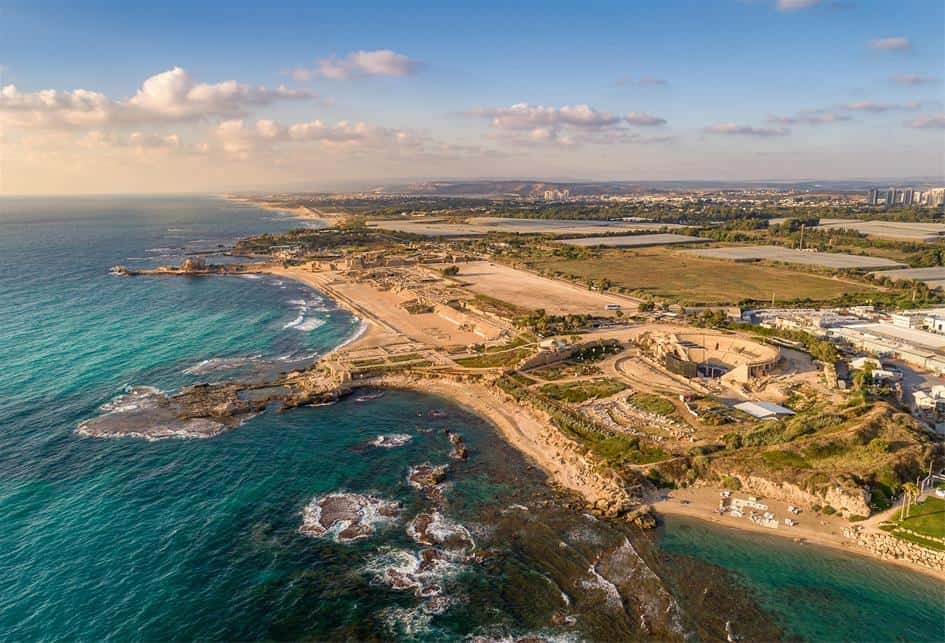 Caesarea Webcam