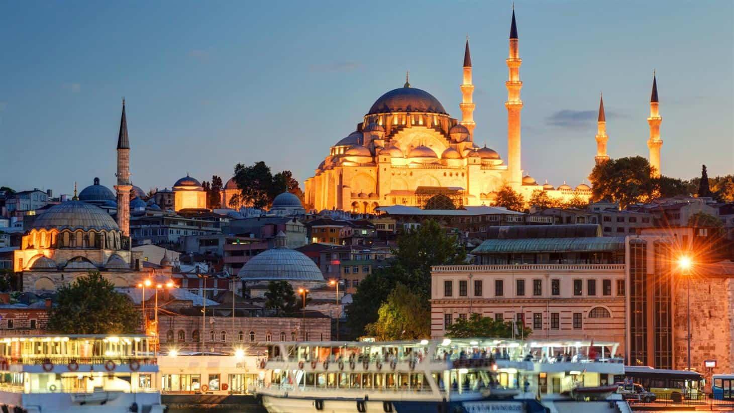 Istanbul Webcam