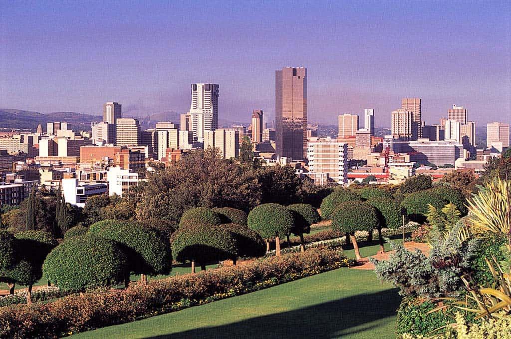 Pretoria Webcam