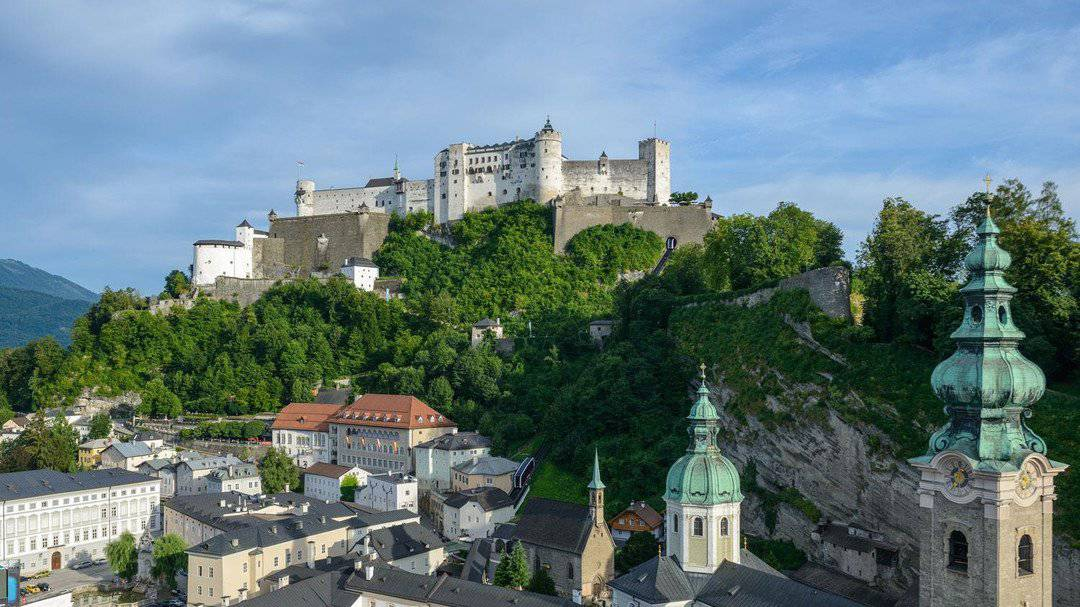 Salzburg Webcam