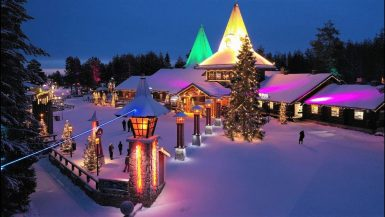 Santa Claus Village Webcam