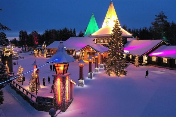 Santa Claus Village Webcam