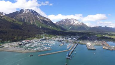 Seward Webcam
