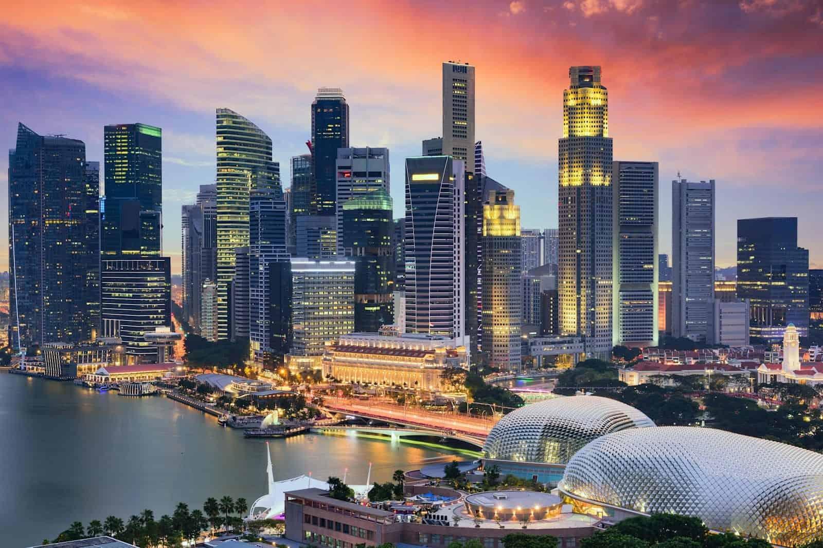 Singapore Webcam