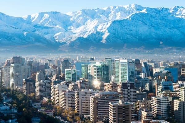 Santiago Webcam