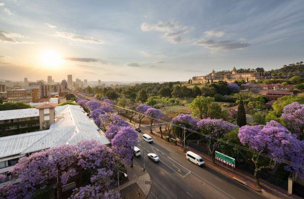 Pretoria View