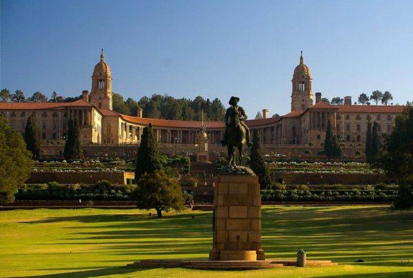 Pretoria Webcam View