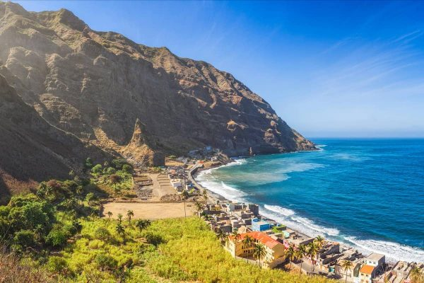 Cape Verde View
