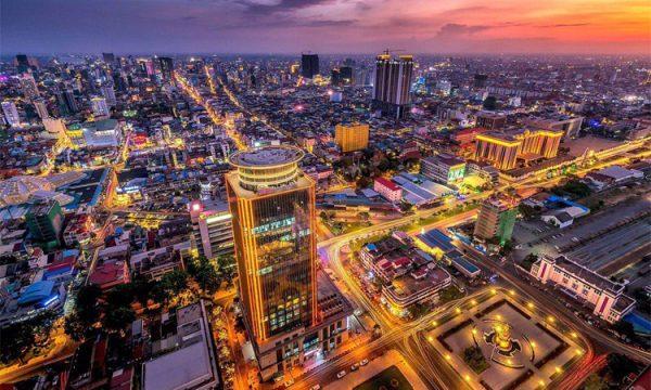 Phnom Penh View