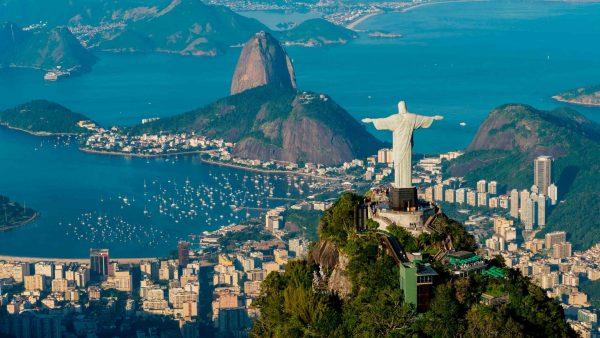 Rio De Janeiro Webcam View