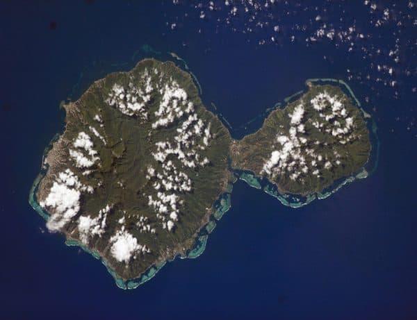 Tahiti Webcam View